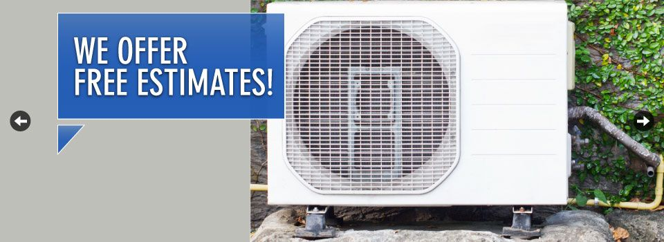 WE OFFER FREE ESTIMATES! | Residential ventilation system